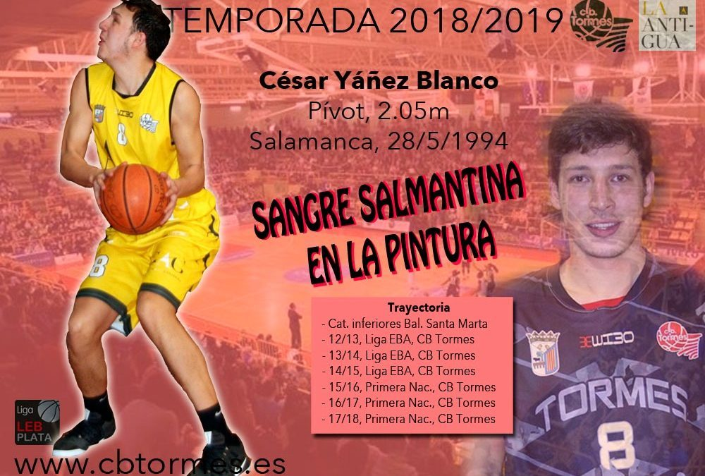 César Yáñez: juventud y calidad para la pintura de La Antigua con acento salmantino