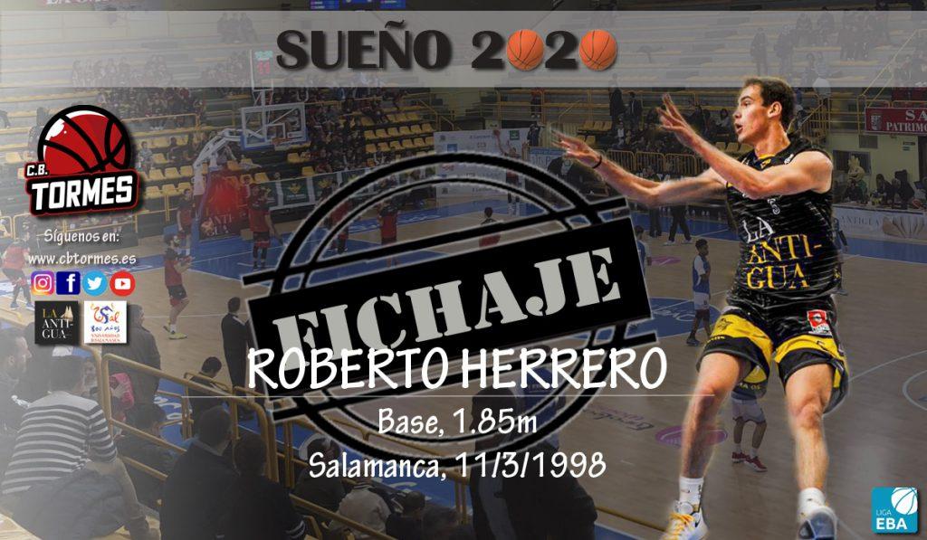 Fichaje Rober Herrero