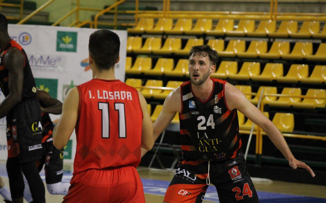 Continuidad al frente del equipo de Liga EBA de la Quesería La Antigua de Fuentesaúco y la Universidad de Salamanca