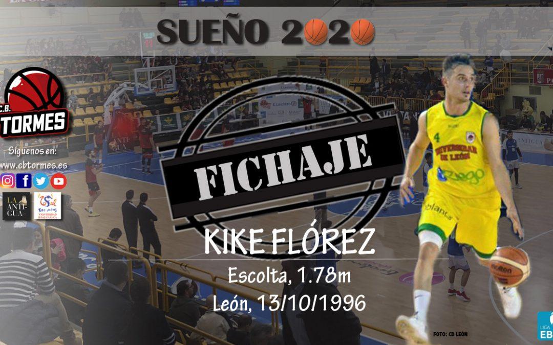 Usal La Antigua cierra experiencia y defensa en su exterior con el fichaje de Kike Flórez