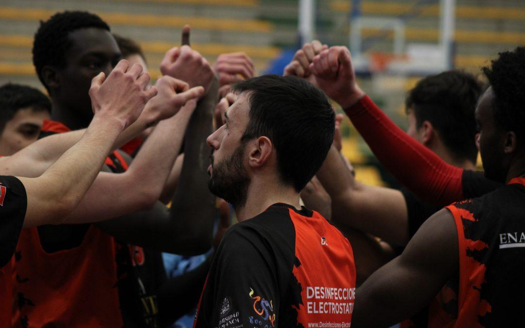 Posición oficial del CB Tormes sobre el aplazamiento del partido entre Nissan Grupo de Santiago y Usal La Antigua