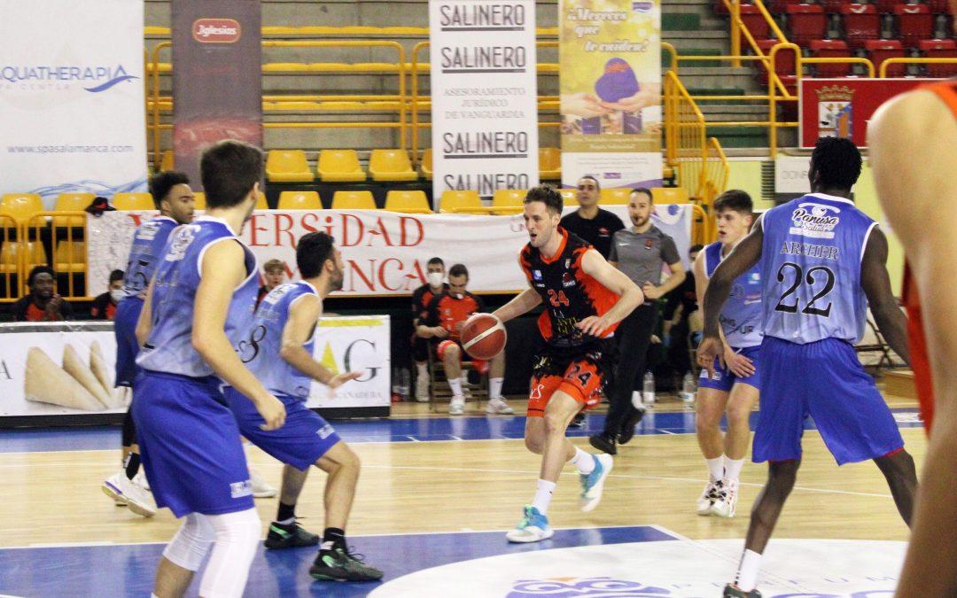 El líder abre los brazos a su afición para jugar ante el Universidad de Valladolid
